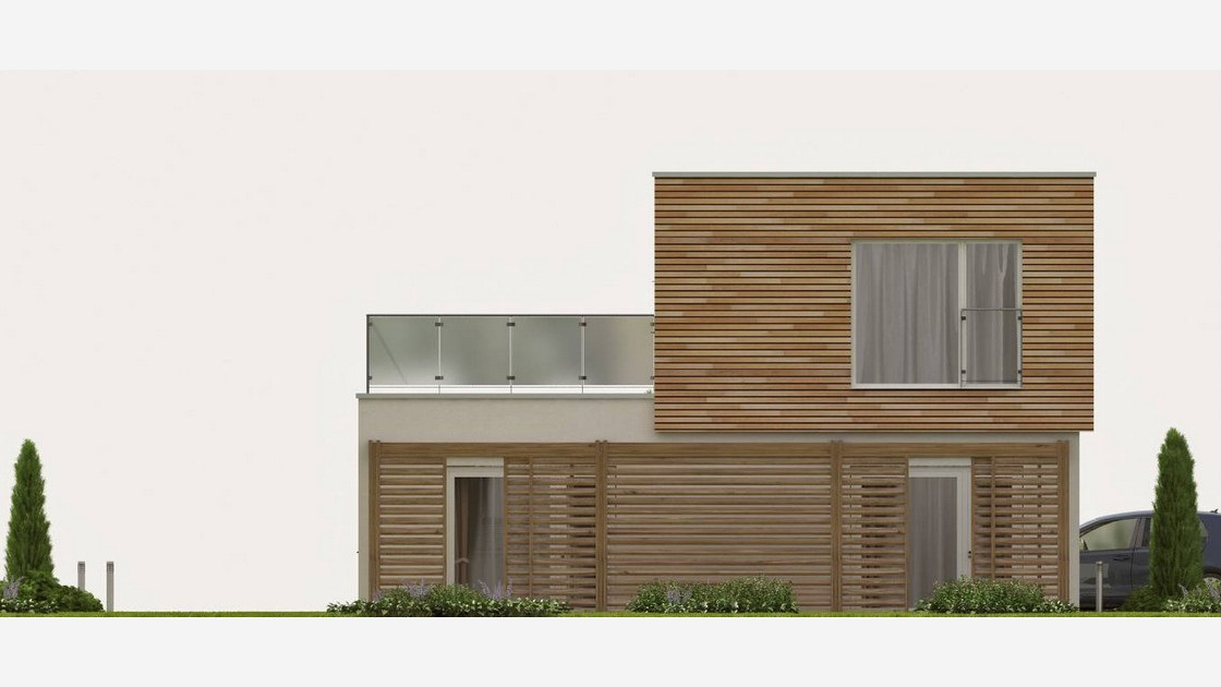 Dvojpodlažný dom